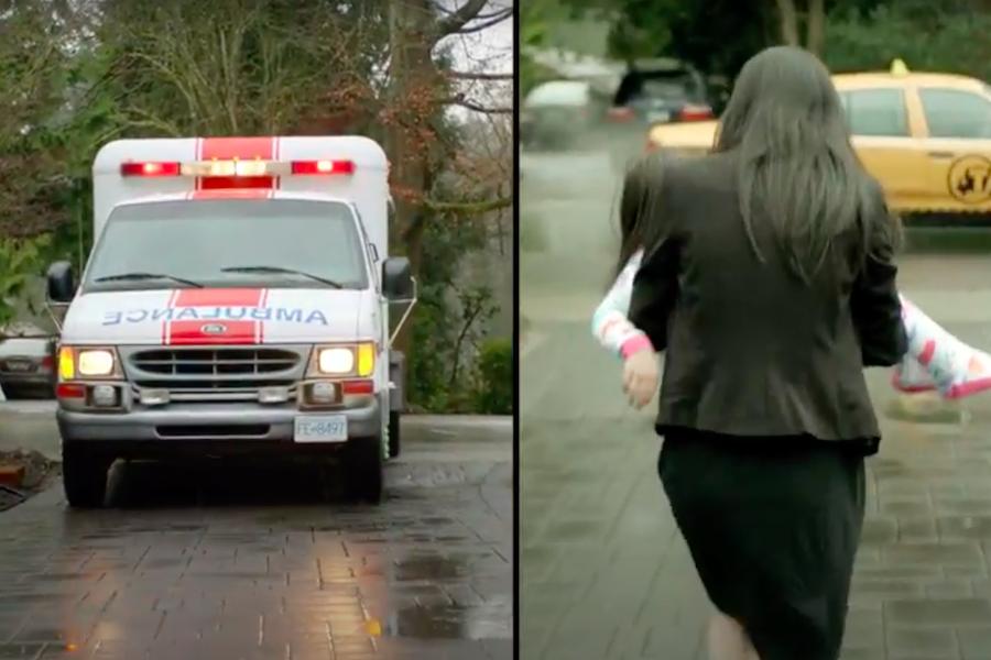 Radio Ads for the Ambulance Paramedics of BC