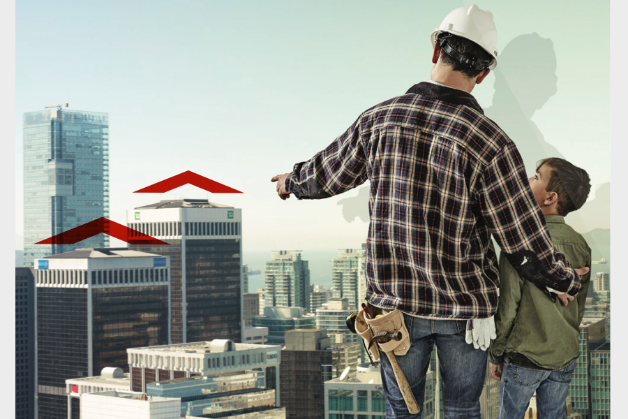 Roofing ads for RCABC