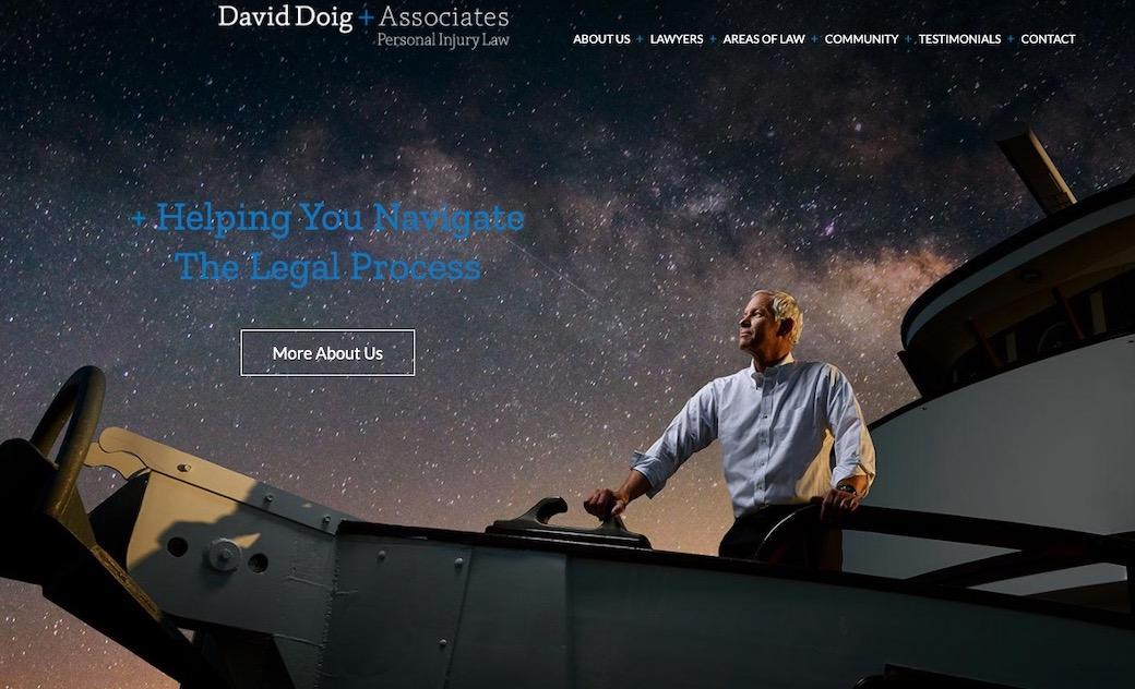 Vancouver website design